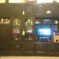 Mobila sufragerie - Biblioteca living