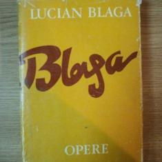 OPERE 4 TEATRU de LUCIAN BLAGA, 1977 - Carte Teatru