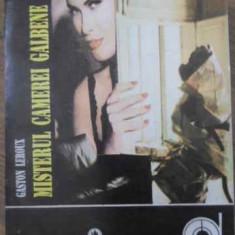 Misterul Camerei Galbene - Gaston Leroux, 397897 - Carte politiste