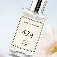 Parfum dama FM 424 Orientale, expresiv 50 ml - Parfum femeie Federico Mahora, Apa de parfum