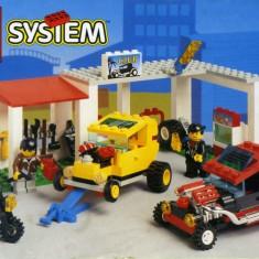 LEGO 6561 Hot Rod Club - LEGO City