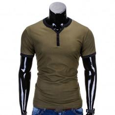 Tricou barbati s651 verde