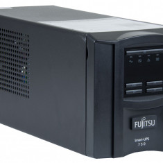 UPS refurbished APC SMT750i / Fujitsu FJT750i 750VA - baterii noi