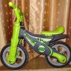 Bicicleta fara pedale copii FEBER
