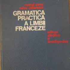 Gramatica Practica A Limbii Franceze - Marcel Saras Mihai Stefanescu ,398021