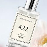 Parfum dama FM 422 Lemnoase, Pure 50 ml