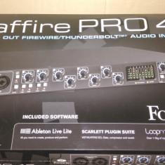 Placa sunet, monitoare, casti, microfon