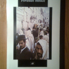 David Weintraub - Povestiri biblice (Editura Eminescu, 1997) - Carti Iudaism