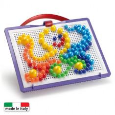 Fantacolor Portabil 160 piese - Jocuri arta si creatie Quercetti