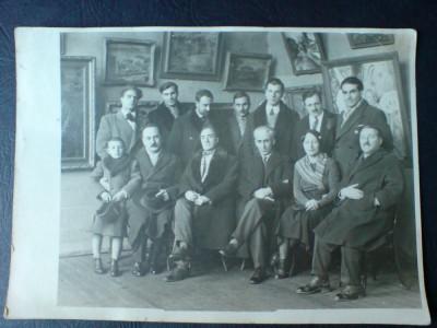Popa,  Acontz, Mateescu, Briese, Hette, Dimitrescu, Camarut, Agafitei, etc. foto