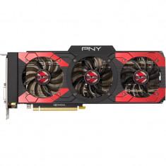 Placa video PNY nVidia GeForce GTX 1080 XLR8 OC GAMING 8GB DDR5X 256bit - Placa video PC