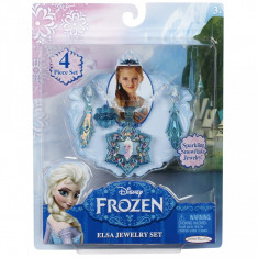 Set de bijuterii Frozen - Elsa - Set bijuterii argint