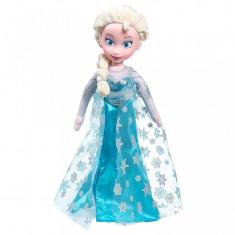 Plusuri muzicale Frozen - Elsa - Caiet