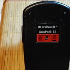 Acumulator Einhell AccuPack 18 - Surubelnita electrica
