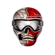 Resigilat : Masca protectie Save Phace Airsoft - Paintball model CARNAGE cod C105