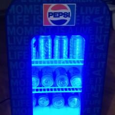 Vand Mini Frigider Alta Pepsi Norad N35, Independent, 130-149 cm, Sub 50 l