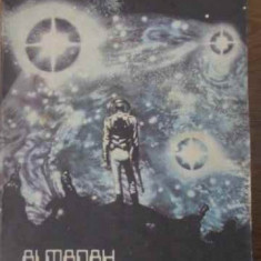 Almanah Anticipatia 1987 - Colectiv, 398035 - Carte SF