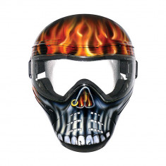 Aproape nou: Masca protectie Save Phace Airsoft - Paintball model GHOST STALKER co