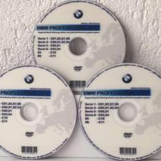 BMW CD DVD Navigatie BMW Navi Update Professional BMW GPS DVD harti ROMANIA 2017 - Software GPS