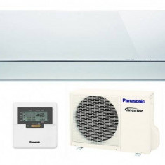 Aparat aer conditionat pentru camere tehnice si camere de server Panasonic KIT-E12PKEA Inverter 12000BTU A++ Alb, A++