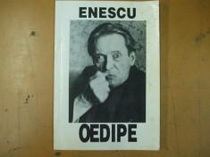 Oedipe George Enescu Opera Romana Andrei Serban foto decoruri distributie foto