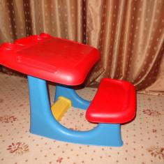 Birou pentru copii micuti - Masuta/scaun copii