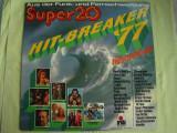 SUPER 20 - Hit-Breaker '77 - Vinil  LP Original West Germany