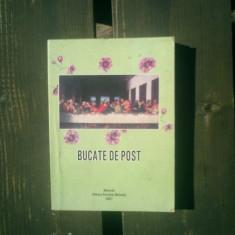 Bucate de post - Al. Stanciulescu-Barda - Carte Retete de post