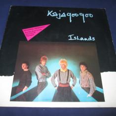 Kajagoogoo - Islands _ vinyl,LP,album _ EMI (Germania)