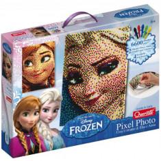 Fantacolor Pixel Frozen - Jocuri arta si creatie Quercetti