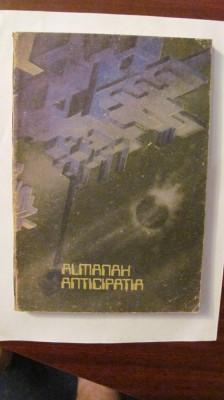CY - Almanah ANTICIPATIA 1989 foto