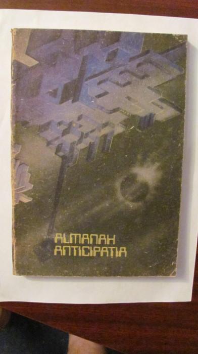 CY - Almanah ANTICIPATIA 1989