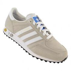 Adidasi Adidas La Trainer (G64027) din piele intoarsa nr. 44 si 44, 5 - Adidasi barbati, Marime: 44 2/3, Culoare: Din imagine