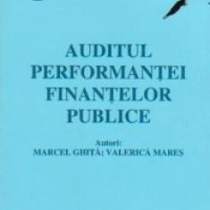 Auditul performantei finantelor publice