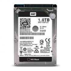 HDD notebook 1 TB Western Digital Black WD10JPLX SATA-III 2.5