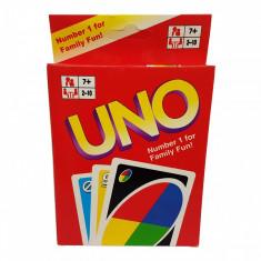 Joc Uno - Carti poker