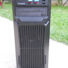 Carcasa PC Zalman Z1 Neo black., Middle tower