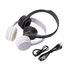 Casti Bluetooth, Casti Over Ear, Active Noise Cancelling