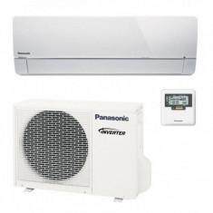 Aparat de aer conditionat pentru camere tehnice si camere de server Panasonic CS/CU-E18PKEA 18000BTU Inverter A++ Alb