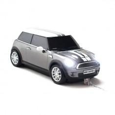 Mouse Mini Cooper S Dark Grey - USB