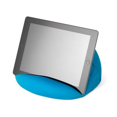 Suport tableta din microfibra Paddy albastru CDT-MO8371-04 foto