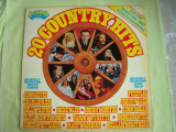 COUNTRY HITS - Vinil LP Original West Germany