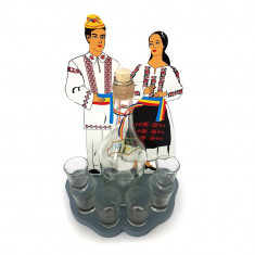 Suport bauturi taran si tarancuta - Suport sticla vin