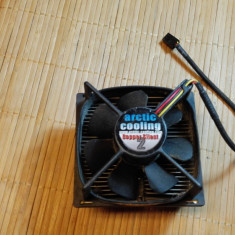 Cooler Ventilator PC Socket 462 (10375) - Cooler PC, Pentru procesoare