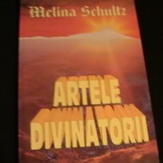 ARTELE DIVINATORII-MELINA SCHULTZ-236 PG- - Carte astrologie