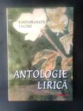 Cumpara ieftin Rabindranath Tagore – Antologie lirica (versiune de George Popa), (1998; ed. II)