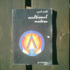 Ocultismul modern - Cyril Scott