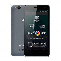 Smartphone Allview P8 Life 16GB Dual Sim 4G Grey - Telefon Allview