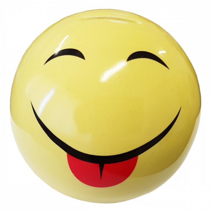 Pusculita Smiley Tongue, ceramica foto mare
