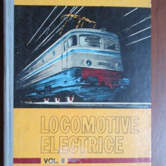 Locomotive electrice vol.2 - Carti Transporturi
